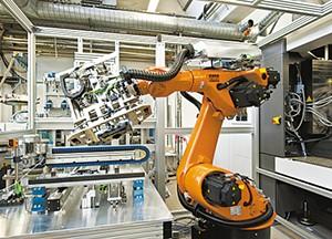 """除了芯片,机器人产业也要破除""""卡脖子""""难题"""