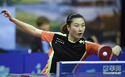 全国乒乓球锦标赛:王曼昱战胜丁宁封后,梁靖崑逆转方博称王